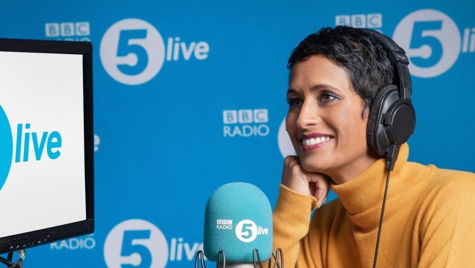 Safer Date Interview With Naga Munchetty BBC Radio 5